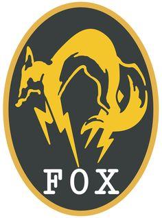 Metal Gear Solid V - FOX Unit Crest