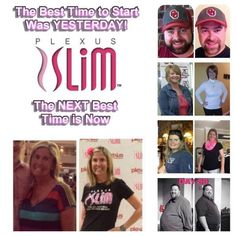 "A lot of people are looking for a ""fast"" fix in weight loss. There are a lot of products that promise it. Fact is losing weight is not a sprint but a marathon. Losing weight healthy and steadily is the key to keeping it off. That's why I am loving my Plexus Slim and Accelerator! I am losing weight consistently but more than that losing inches! Since it's burning fat and not muscle sometimes the scale doesn't tip, but my pants fit so much better! No way to deny it works!"
