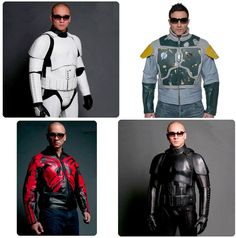 Star Wars Leather Motorcycle Jackets «Craziest Gadgets