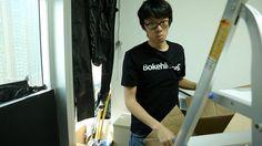 How to Make a Room-Sized Pinhole Camera