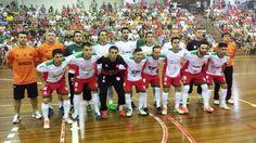 Rádio Web Mix Esporte&Som: Futsal RS: Sercca de Casca e Guarani de Camargo…