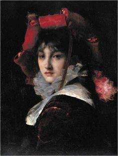 Vaclav Brozik, Czech artist (1851 - 1901)