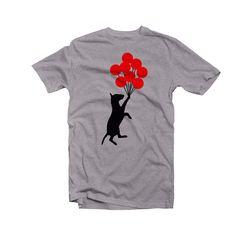 Camiseta Banksy Bull. Disponível em diversas cores e modelos no nosso site.