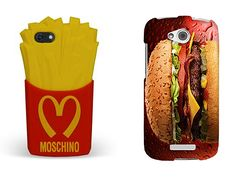 Awesome food-themed cell phone cases!