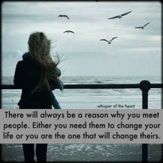 There will always be a reason....