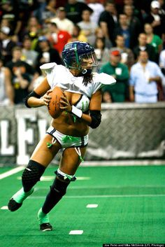 Angela Rypien Lingerie Football Debut: Mark Rypien's Daughter Stars For Seattle Mist (PHOTOS, VIDEO)