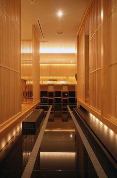 Lsd design co ltd yumesushi 2008 sushi bar okinawa for Design hotel okinawa
