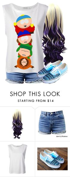 """""""South Park!!!! I love my South Park!!!!!!"""" by carmellahowyoudoin ❤ liked on Polyvore featuring Alexander Wang"""