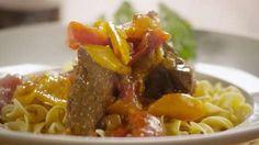 Slow Cooker Pepper Steak Allrecipes.com