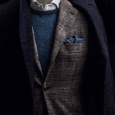 "danielhartzgarcia: ""#ManoloDelToyro #style #spanish #gentleman #Tailoring #bespoke """