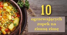 Najlepsze przepisy smacznych ogrzewających zupek. Soup Recipes, Cooking Recipes, Yams, Kids Meals, Good Food, Favorite Recipes, Beef, Vegetables, Ethnic Recipes