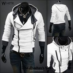 Assassins Hoodie HD18 | The Brothers Cut