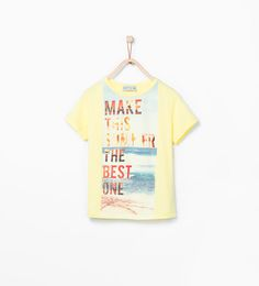 """""""THE BEST ONE"""" T-shirt"""