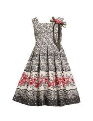 Bonnie Jean LITTLE GIRLS 4-6X BLACK WHITE PINK FLORAL BORDER LACE PRINT FIT-N-FLARE Special Occasion Wedding Flower Girl Easter Party Dress  Clothing - Up to 40 Off Dresses - End promotion Mar 21, 2012 http://www.amazon.com/l/4642811011/?_encoding=UTF8&tag=toy.model.collection.hobby-20&linkCode=ur2&camp=1789&creative=9325 $44.90