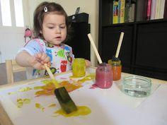 Inês Silva Esteves Blog: DIY à quinta - Tintas Caseiras para actividades infantis