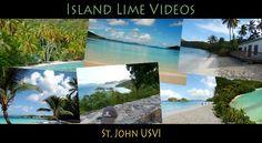 The Beaches of St. John - A Video Tour #Caribbean #USVI #STJ