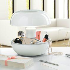 JOYO CLASSIC - Lampe blanc laqué