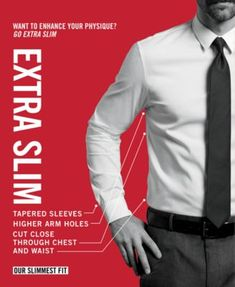 3b21f4ef3a Calvin Klein X Men Extra-Slim Fit Thermal Stretch Performance Stripe Dress  Shirt