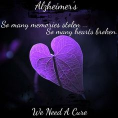 We need a cure. #alzheimers #tgen www.mindcrowd.org
