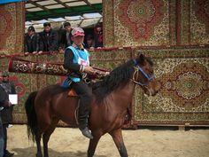 скачки на севере Таджикистана (1)