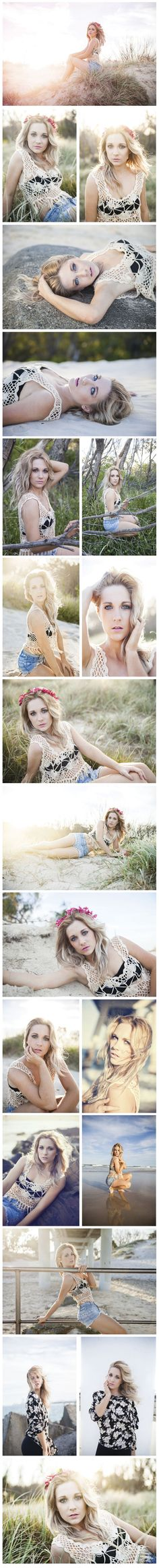 Brisbane Portrait, Fashion and Wedding Photographer - Jennifer Maxsted Photography - Bohemian (Boho) Photoshoot