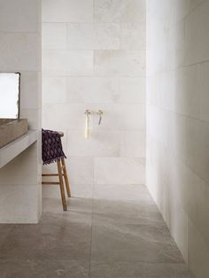 Discover our Porcini Emperador Honed Marble Tile, ideal for creating a subtle, neutral vibe. Purchase these marble wall & floor tiles online with free samples! Stone Tile Flooring, Natural Stone Flooring, Stone Tiles, Bathroom Flooring, Tumbled Marble Tile, Marble Wall, Marble Tiles, Marble Floor, Home Design