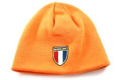 Puma Country Shield Netherlands Men's/Women's Orange/Gold Emblem Winter Beanie Hat - See more at: http://www.sneakerkingdom.com/products/puma-country-shield-netherlands-mens-womens-orange-gold-emblem-winter-beanie-hat#sthash.nhdhCQQV.dpuf