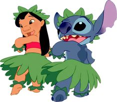 Lilo & Stitch photo lilo-e-stitch. Lilo Stitch, Disfraz Lilo Y Stitch, Stitch Cartoon, Cute Disney, Disney Art, Disney And Dreamworks, Disney Pixar, Disney Characters, Lilo And Stitch Costume