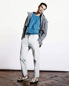 #Menswear #Trends DDUGOFF Spring Summer 2015 Primavera Verano #Tendencias #Moda Hombre CNMT