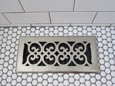 Who knew vent covers could have style?
