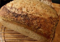 Slow Living Essentials: Chia - an experimental loaf