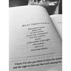 MOST IMPORTANCE.......