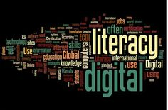 Digital Literacy is the knowledge of students to be able to use their skills online in a broad range of digital devices.