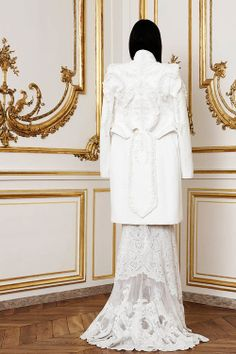 Givenchy Haute Couture Fall/Winter 2013