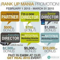 Nerium - you still have time!!!