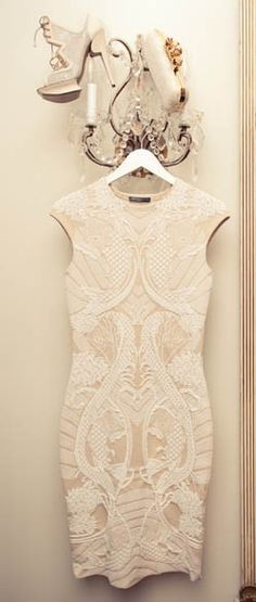 Rehearsal dinner dress ~ wow beautiful for any time!