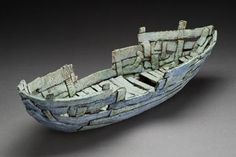 boat-like sculptures - Google Search