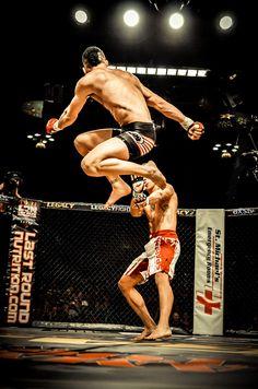 World Martial Art amazing shot of Chuck Liddell a Mixed Martial Arts and UFC Champion