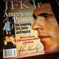 JFK Jr RARE Special Memorial Collector's Editon Magazine | eBay