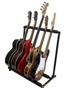 NEW - Multiple Guitar Stand / Rack / Holder / Display - Holds 5 Guitars $33.95 http://cgi.ebay.com/ws/eBayISAPI.dll?ViewItem=290851687155=STRK:MESE:IT#ht_1918wt_1163 find more items like this at http://stores.ebay.com/DDs-Pokemon-Card-and-Gift-Shop?_trksid=p4340.l2563 visit and like us on facebook here www.facebook.com/pages/DDs-Gift-Shop/113955198649056