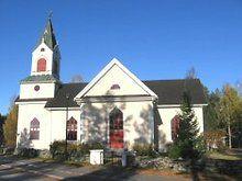 Lestijärven kirkko
