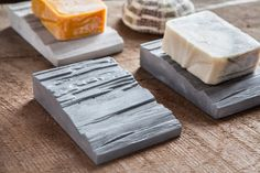 SLOPE Concrete Soap Holder/ Dish by INSEKDESIGN on Etsy