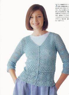 世界编物2004春夏 - 燕子的宝贝1--世编 - Picasa Web Albums
