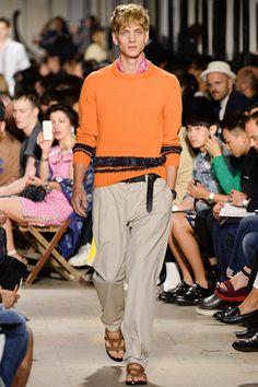 Hermes Spring-Summer 2015 Men's Collection