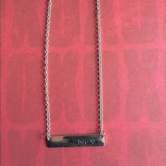NWT bae bar necklace Brand new Jewelry Necklaces