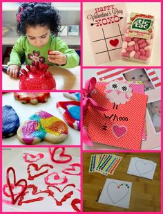 Crafty Moms Share: Valentine's Day Feature Activities
