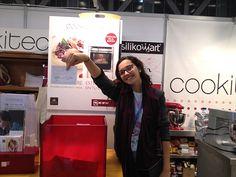 Si participaste en el sorteo del horno Neff en el stand de @cookiteca en BCN&Cake, descubre si eres el afortunado...