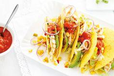 Kijk wat een lekker recept ik heb gevonden op Allerhande! Mexicaanse tacosalade