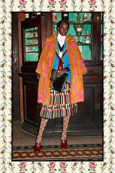 Higher Learning: Gucci Pre-Fall 2017   Hint Fashion Magazine