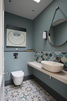 35 The Best Bathroom Tile Patern Ideas
